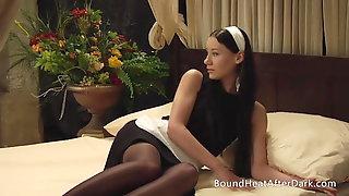 The Maids Honor: Voyeur Masturbation Behind Closed Doors