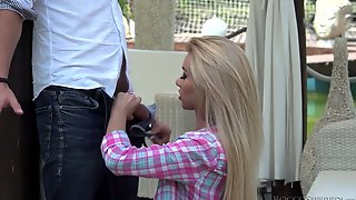 Horn-mad Russian Slut Katrin Tequila Wanna Get All Her Holes Hammered