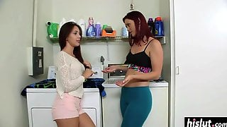 Two Babes Get To Please Each Other