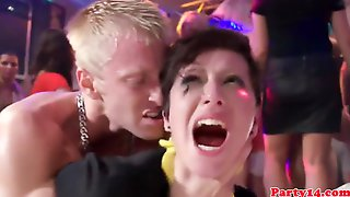 Party Amateur Porn Pussyfucked After Deep Throat