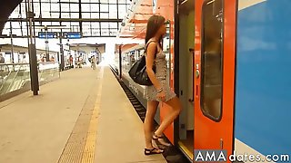 Hot Train Trip