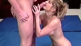 Sexy Mixed Wrestling
