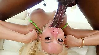Black Cock Slut Luna Star