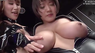 Asian Ladies Having Fun