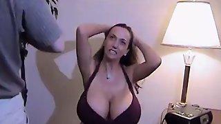 Mature Huge Tits Cj