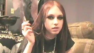 18 Year Old Goth