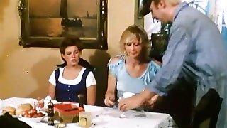 Vintage German Porn Model Christine Schwartz Fucks Hard In Retro Porn Movie
