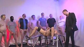 German-Gangbang Party 61