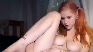 My Redhead Sister Cumming