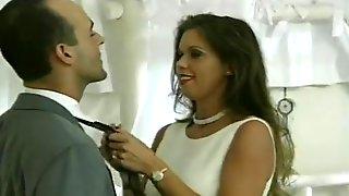 Glamour Babe Having Lovemaking In Hotel Room
