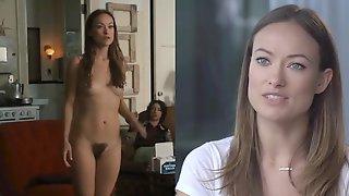 Olivia Wilde Celebrity Clothed Vs Unclothed