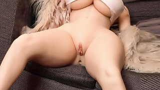 Big Tits Big Ass Blonde Sex Doll Want Be Fucked