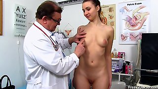 My Young Wife Comes To Kinky Gyno Doctor