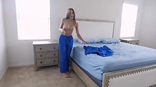 SisLovesMe - Nurse Gets Handled By Stepbro Dick