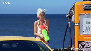 Hot Sexy Girls And Cars In 4k