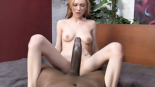 Skinny girls on top getting fucked