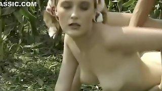 Sexy Farm-girl Gets Banged