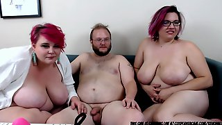 Two BBWs One Cup...