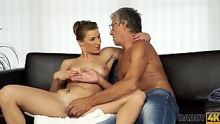 DADDY4K. BF Was Out Of House So Slut Decided To Have...