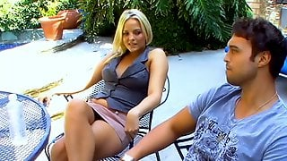 Babe With Really Appetizing Booty Alexis Texas Enjoys Some Splendid Missionary