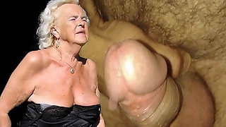 Are redtube granny orgasm well