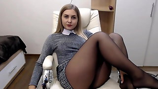 Webcam Pantyhosed Girl