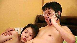 Asian Couple Incredible Porn