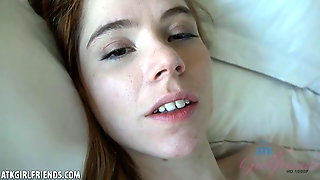 Young Redhead Fucks And Sucks You In Las Vegas (Pepper Hart)