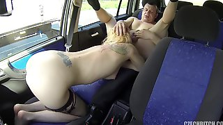 Making Love With A Whore In The Car