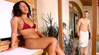 Sauna Seduction - Mofos Network
