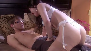 Dude Simply Knows How To Satisfy Rayveness And Her Desires