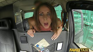 Vulgar Games With Kinky Taxi Driver