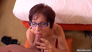 Horny Mature Called Svetlana Fucked In The Hotel Room