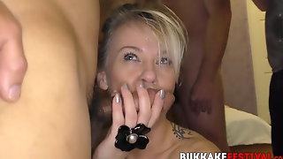 Wild hardcore mature korean wife nude abuse