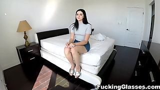 Violet Rain - Hot Teeny Fucking Glass
