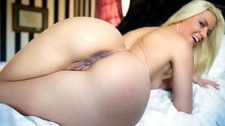 Manuel Ferrara - Anikka Albrite Drenched In Manuels Cum!