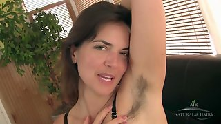 Hot MILF Hairy Armpits Fetish