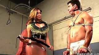 rubber slave tube