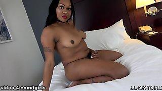 Black tgirls Porno-Videos