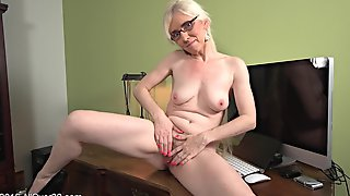 Amoral Granny Naked Solo