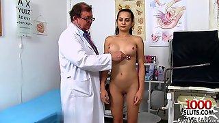 My Sexy Sister Gyno Exam