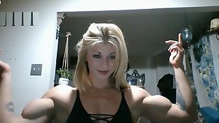 Show Stopper - FBB Muscle Girl