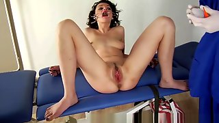 Medical Exam Xandra