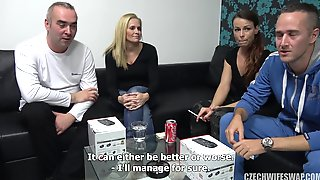 czech wife swap 2 part 5