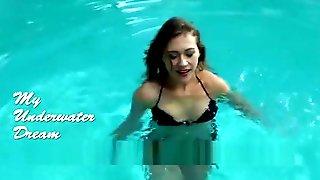 Callie Calypso - Underwater Bathtub Girls