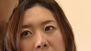 Wife Pounding A Laundry Man - Mina Tojo