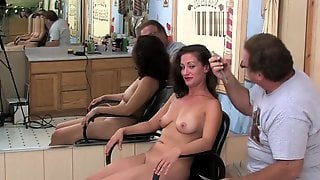 Headshaving porn
