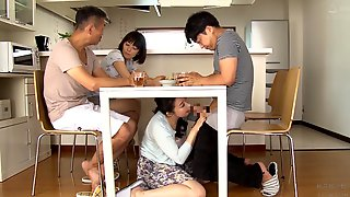Weird Old And Young Asian Action With Pervert Mature