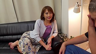 Smiley Asian Teen With Hairy Pussy Fucked By Old Perv