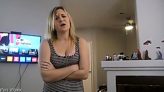 Best Housewife Caught Son And Help